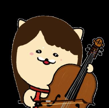 [チェロ]新倉瞳さん